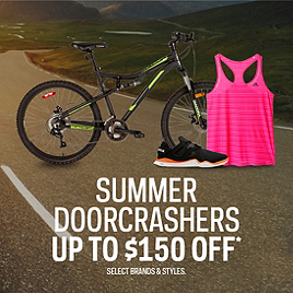 Doorcrasher Deals