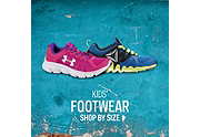 Kids' Footwear Shop By Size