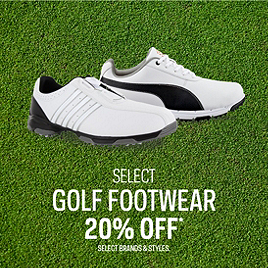Golf Footwear 20% Off