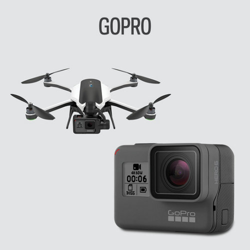 GoPro Tech Collection