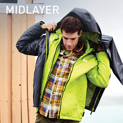 Helly Hansen Mid-Layer Collection