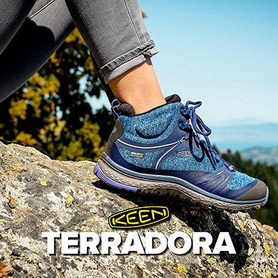 Keen Terradora Women's Hiking Shoes