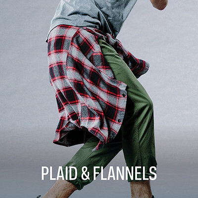 LifexStyle Plaid & Flannels
