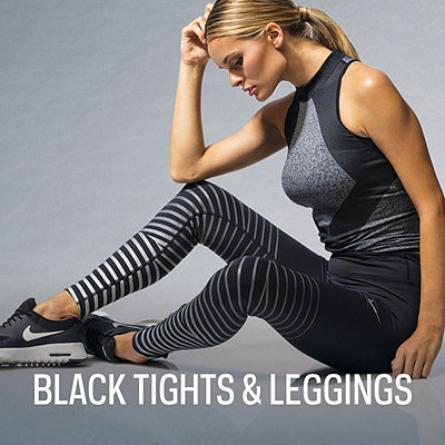 LifexStyle Black Tights & Leggings