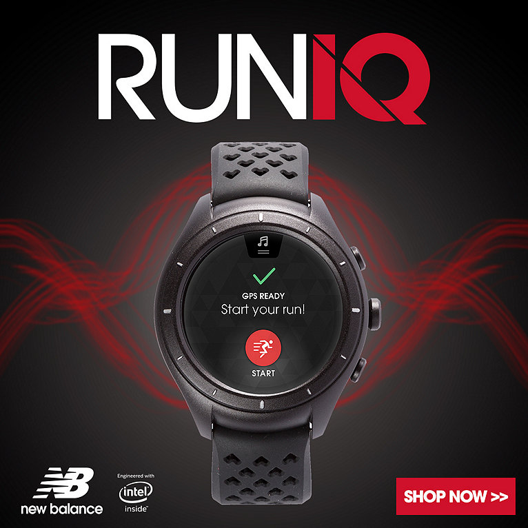 New Balance Run IQ