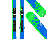Skis + Bindings