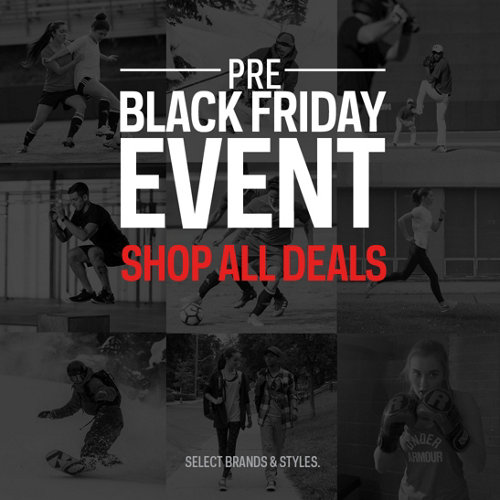 Pre Black Friday Shop All Deals