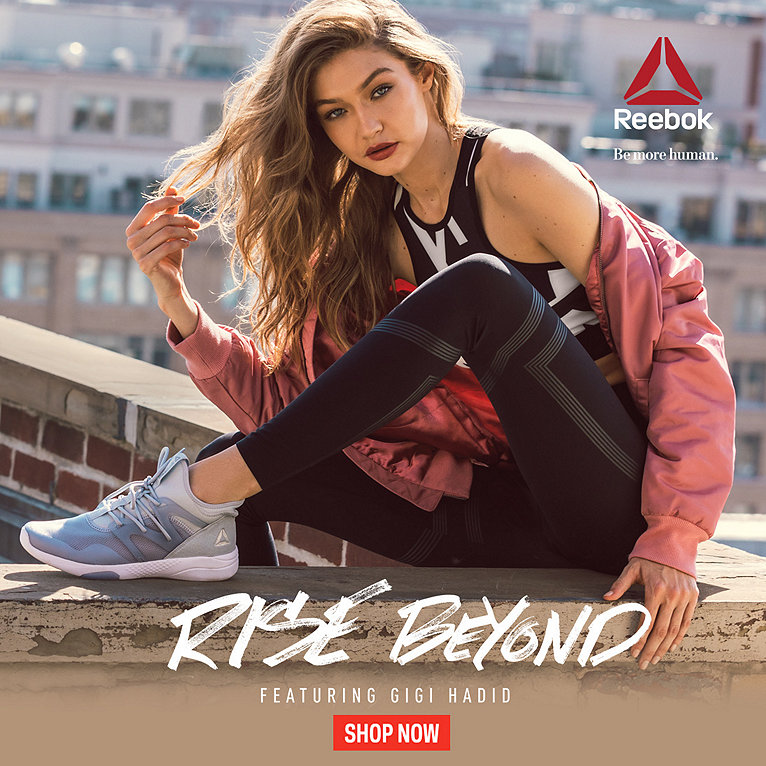 Reebok Studio Gigi Hadid Collection