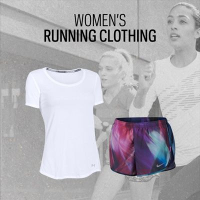 Women's Running Clothing