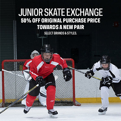 Junior Skate Exchange Program