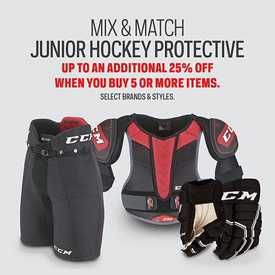 Hockey Mix and Match Junior Protective