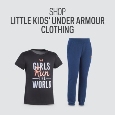 Little Kids' Under Armour Clothing