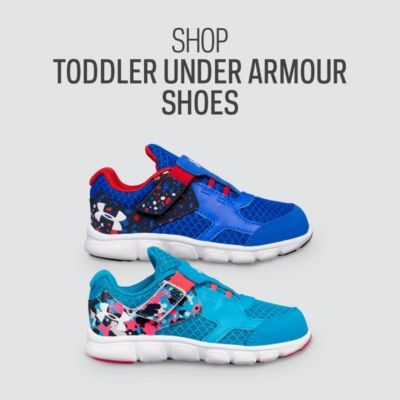 Toddler Under Armour Shoes