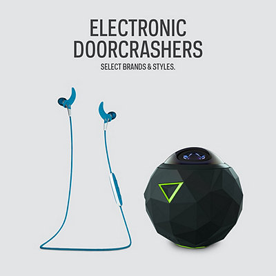 Electronics Doorcrashers