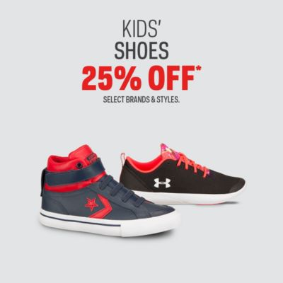 Kids's Select Shoes 25%