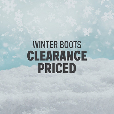 Shop Clearance Winter Boots