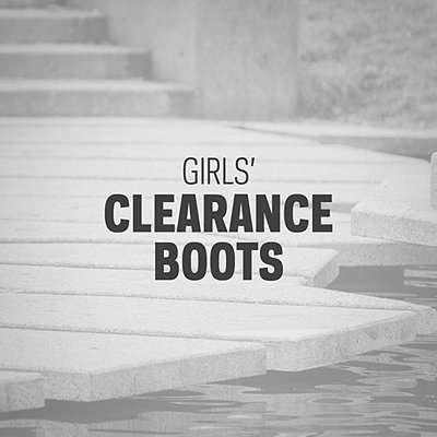 Girls Clearance Boots