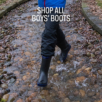 All Boys Boots