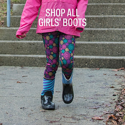 All Girls Boots