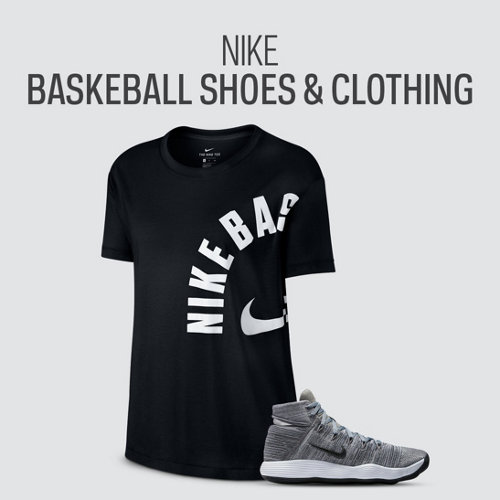 Nike Basketball Shoes & Clothing