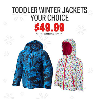 Toddler Winter Jackets