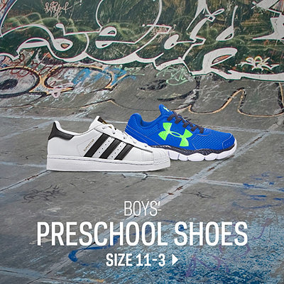 Preschool Shoes Size 11-3