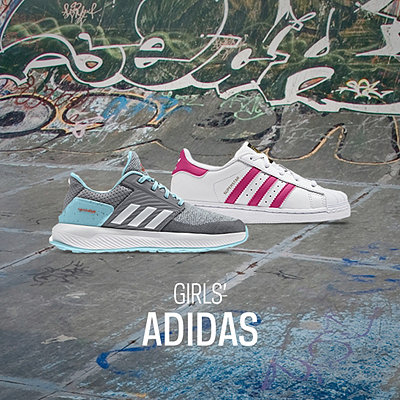 adidas Girls' Shoes