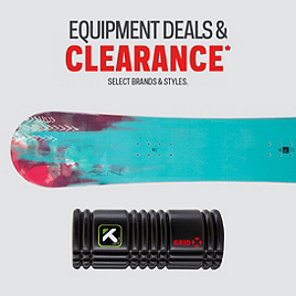 Equipment Deals