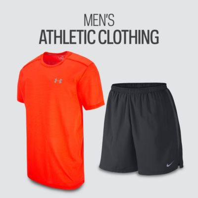 Men's Athletic Clothes for Sale Online