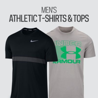 Men's Atheltic T-Shirts & Tops for Sale Online