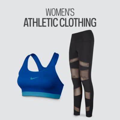 Women's Athletic Clothes for Sale Online