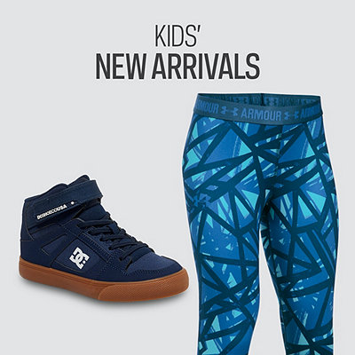 Kids' New Arrivals