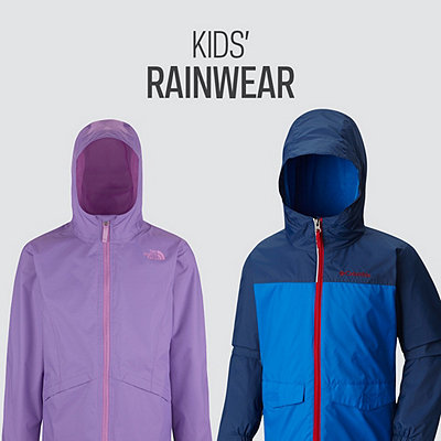 Rain & Wind Jackets, Coats & Vests