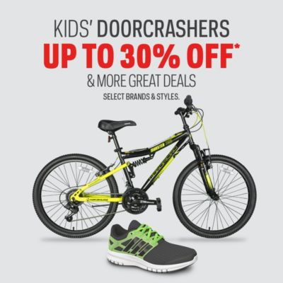 Kids Doorcrashers Up to 30% Off