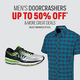 Men's Shoe and Clothing Deals