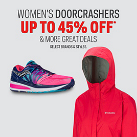 Women's Shoe and Clothing Deals