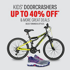 Kids' Shoe, Clothing & Equipment Deals