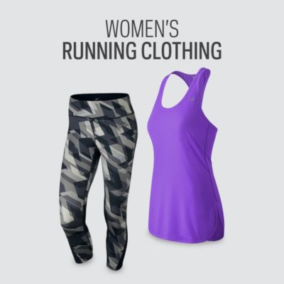 Women's Running Clothing for Sale Online