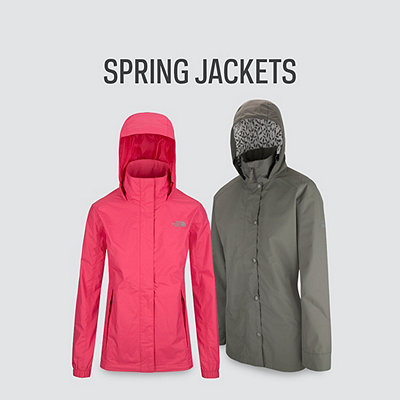 Spring & Fall Jackets, Coats & Vests