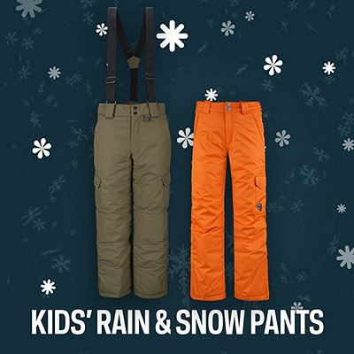 Boys' Winter Pants
