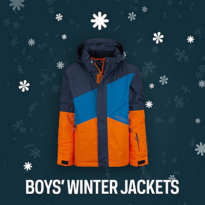 Boys' Winter Jackets