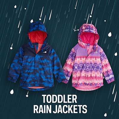 Toddler Rain Jackets
