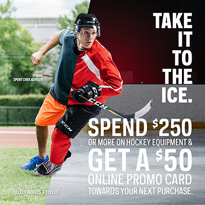 Hockey Spend & Get