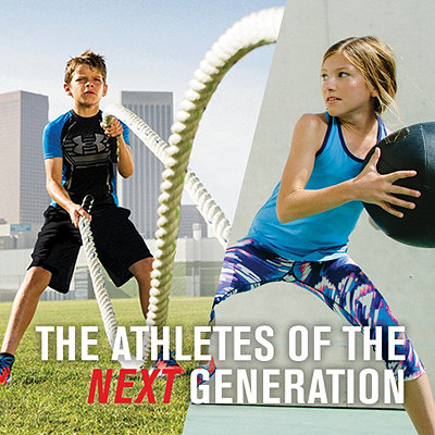 Under Armour Kids' Collection