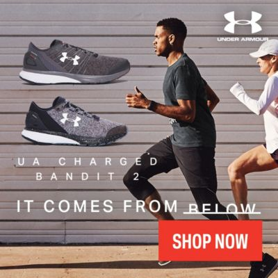 Under Armour Charged Bandit 2 Running Shoes for Sale Online