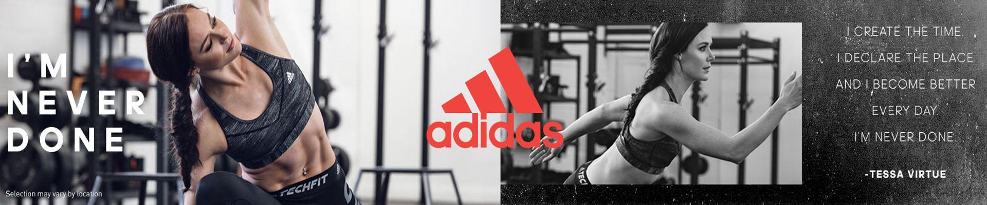 adidas donne vestiti e scarpe sportivo sport chek