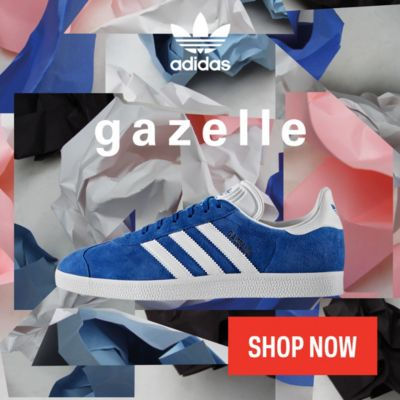 adidas Originals Gazelle Casual Shoe Collection for Sale Online