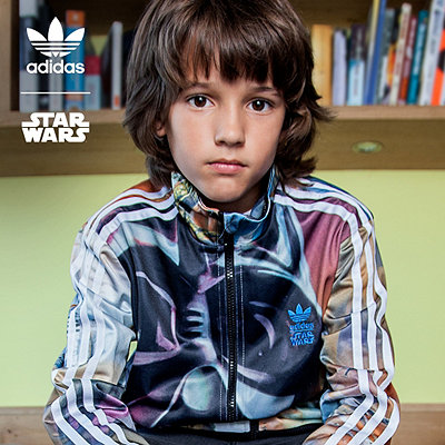 adidas Star Wars Boys Collection