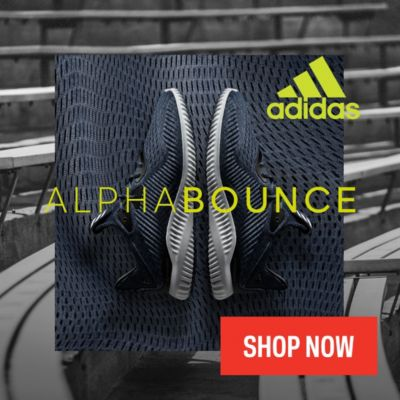 adidas Alpha Bounce Running Shoe Collection for Sale Online