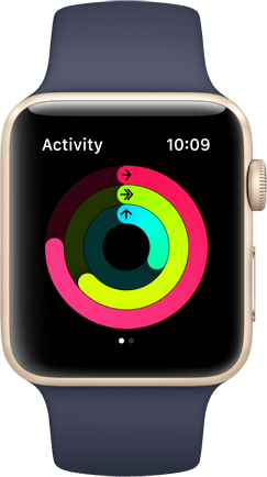 Apple Watch Activity Rings Product Image